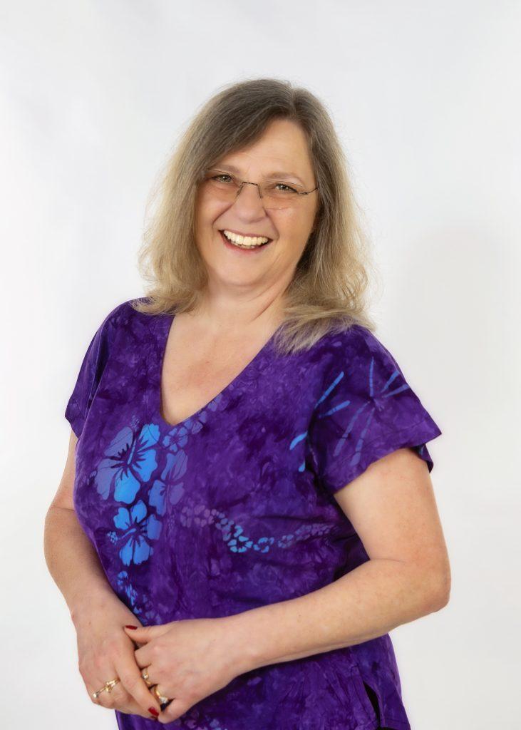 Bonnie-Sue May, Ausbildungsteam der Naturheilkundeakademie Deutschland, Österreich & Schweiz
