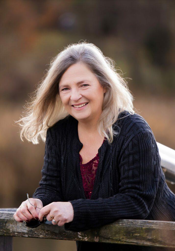 Bonnie-Sue May, Ausbilderin der Online-Akademie und Heilpraktikerschule May in Bedernau